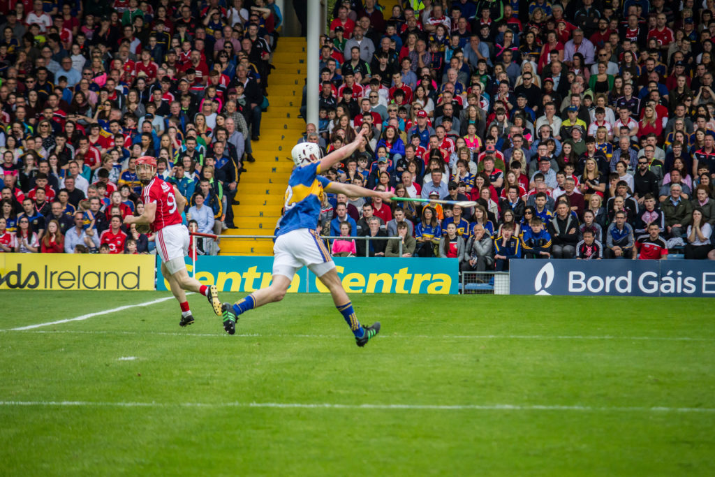 Tipperary Heartland discovers Semple Stadium- © Tipperary Heartland Photo Credit: Eamonn B. Shanahan 2018